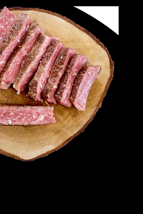 Plato de Carne de Wagyu